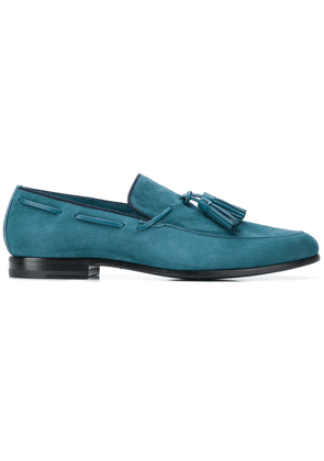 Fabi tassel detail loafers - Blue
