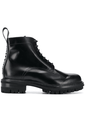 Dsquared2 lace-up ankle boots - Black