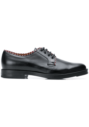 Gucci lace up derby shoes - Black