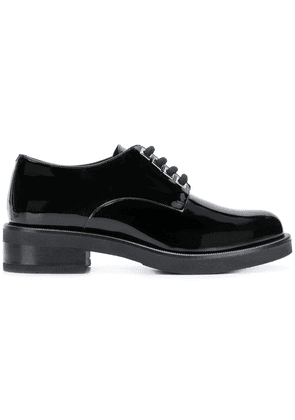 Albano chunky sole brogues - Black