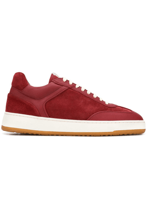 Etq. low-top sneakers - Red