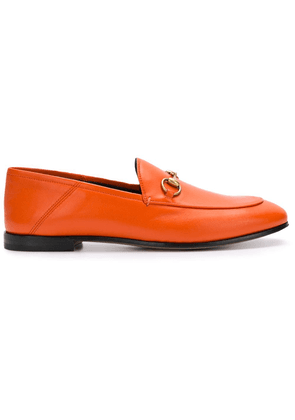 Gucci Horsebit loafers - Orange