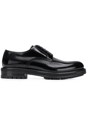Dolce & Gabbana chunky derby shoes - Black