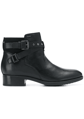 Geox ankle strap boots - Black