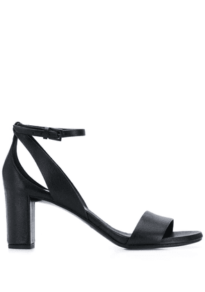 Del Carlo open toe sandals - Black