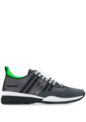 Dsquared2 lace-up sneakers - Grey