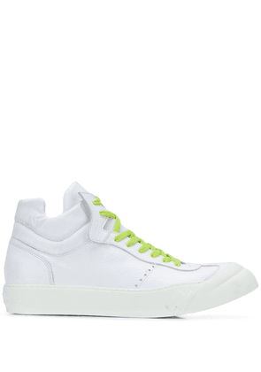 Cinzia Araia Vulky hi-top sneakers - White