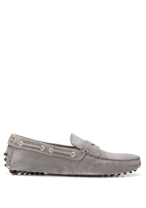 Car Shoe Mascherina loafers - Grey