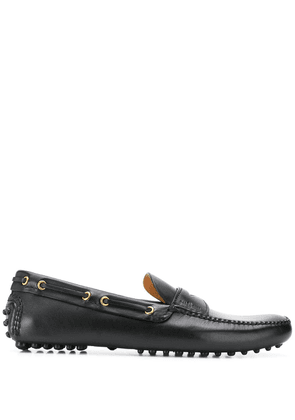 Car Shoe Mascherina loafers - Black