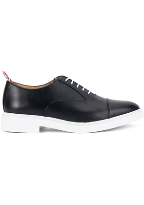 Thom Browne contrast sole Oxford shoes - Black