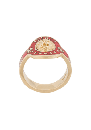 Foundrae Strength Cigar ring - Red