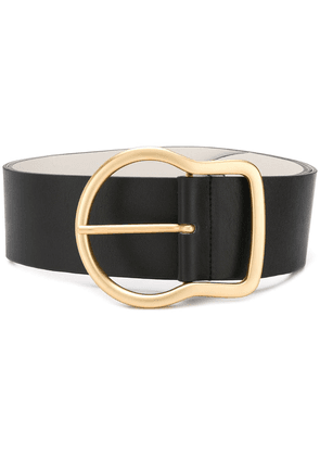 Dorothee Schumacher gold-tone buckled belt - Black