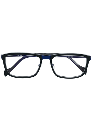 Face À Face square shaped glasses - Black