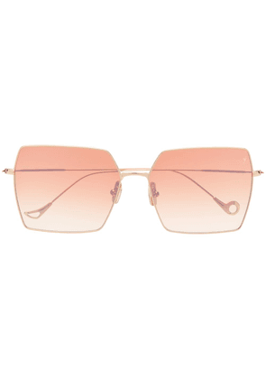 Eyepetizer Rodine sunglasses - Gold