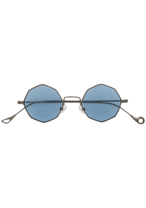 Eyepetizer Octagon Sunglasses - Metallic