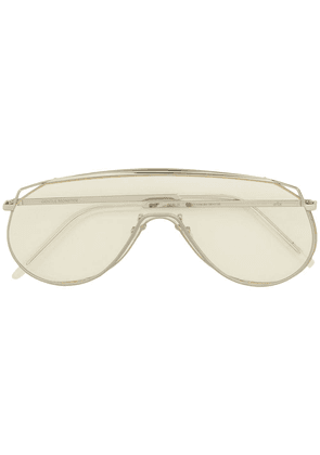 Gentle Monster Afix 02 sunglasses - Silver