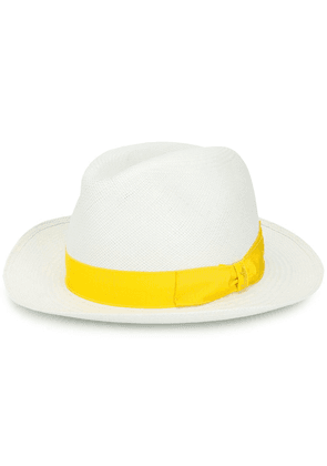 1258cfd150b57d Borsalino straw hat | White | MILANSTYLE.COM