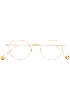 Ahlem Dauphine glasses - Gold