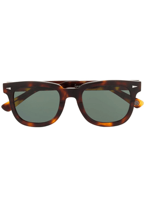 Ahlem Square Du Temple sunglasses - Brown