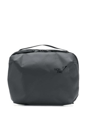 The North Face small zipped wash bag - Black