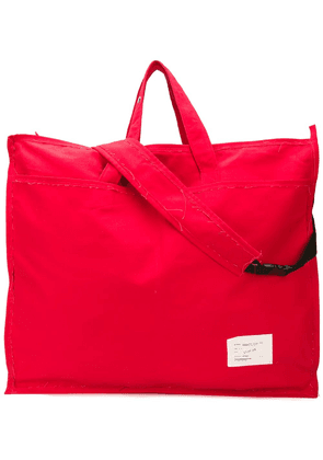 Camiel Fortgens large holdall - Red