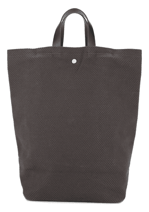 Cabas tote backpack - Grey