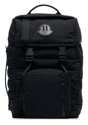 Backpack Black Gilles Mesh Moncler And Nylon Cordura S6UXWW4Zy