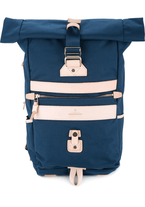 As2ov Attachment roll top bag - Blue