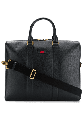 Gucci rounded handle briefcase - Black