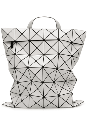 Bao Bao Issey Miyake geometric panel backpack - Grey