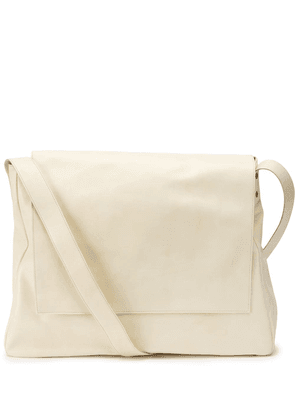 Cherevichkiotvichki oversized shoulder bag - White