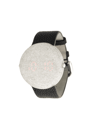 Christian Koban Clou diamond watch - White