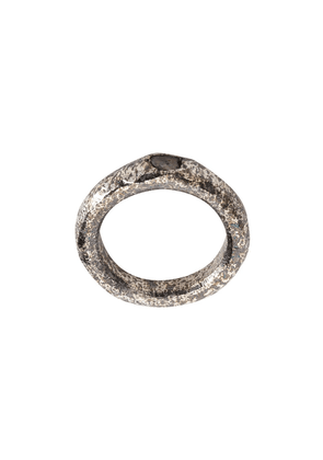 Tobias Wistisen Ice ring - Metallic
