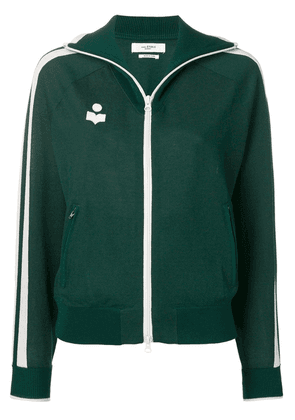 Isabel Marant Étoile perfectly fitted cardigan - Green