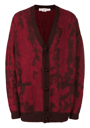Golden Goose Deluxe Brand oversized button-down cardigan - Red
