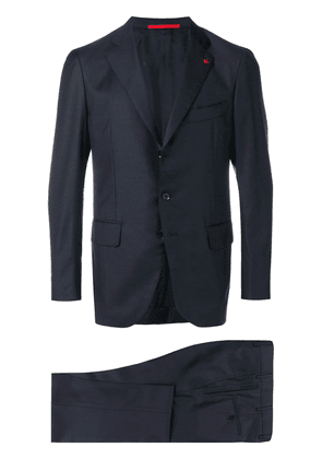 Isaia two-piece suit - Blue