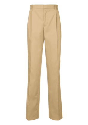 Calvin Klein 205W39nyc straight-leg tailored trousers - Brown