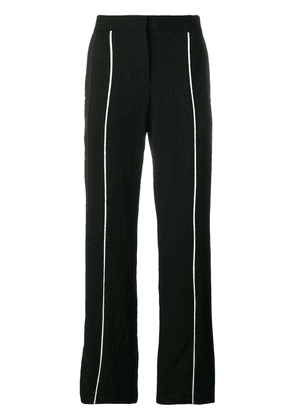 Loewe piping trousers - Black