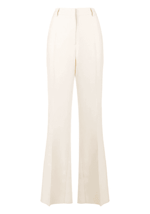 Valentino high-waisted tailored trousers - Neutrals