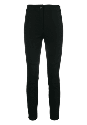Dorothee Schumacher cropped skinny trousers - Black