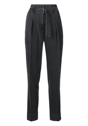 Givenchy paper bag trousers - Grey