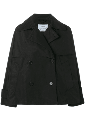 Prada double breasted jacket - Black