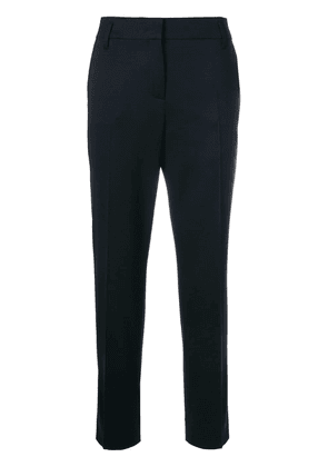 Dorothee Schumacher cropped tailored trousers - Blue