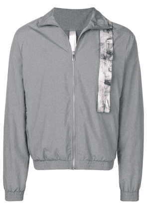 Cottweiler harness shell track jacket - Grey