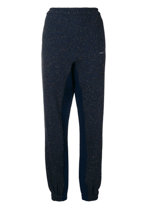 Ambush Nobo knit sweat pants - Blue