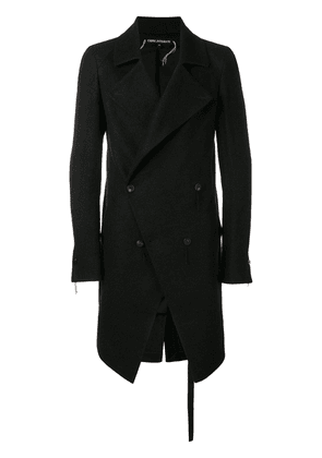 Cedric Jacquemyn signature coat - Black