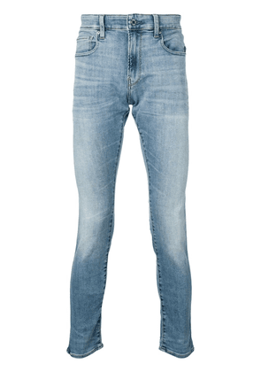G-Star Raw Research low rise skinny jeans - Blue