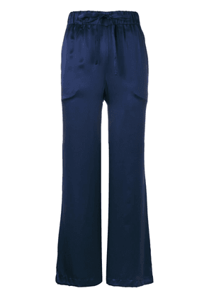 Anine Bing Piper trousers - Blue