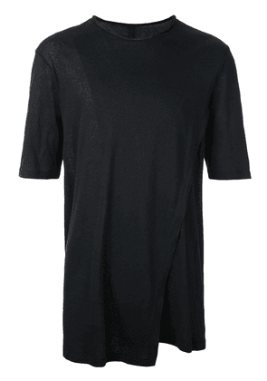 Forme D'expression layered T-shirt - Black