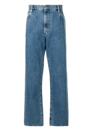 Burberry wide-leg jeans - Blue